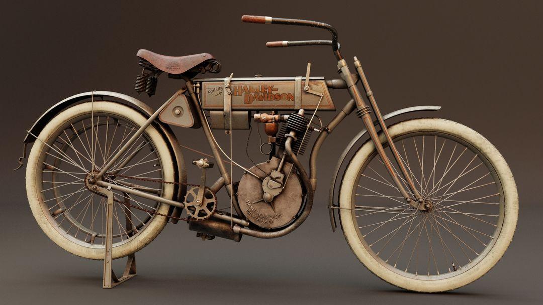 Harley-Davidson 1905-1906 Harley Devidson jpg