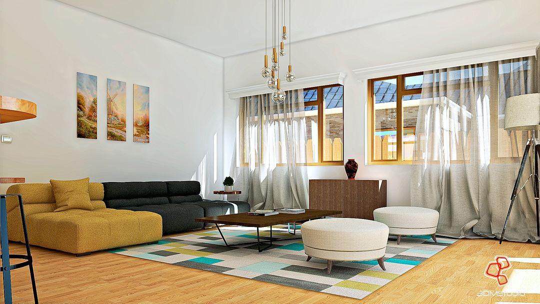 Architectural visualization Kutobwa house 2 jpg