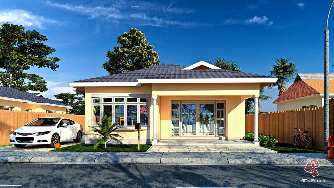 Architectural visualization Kwtobwa1 jpg