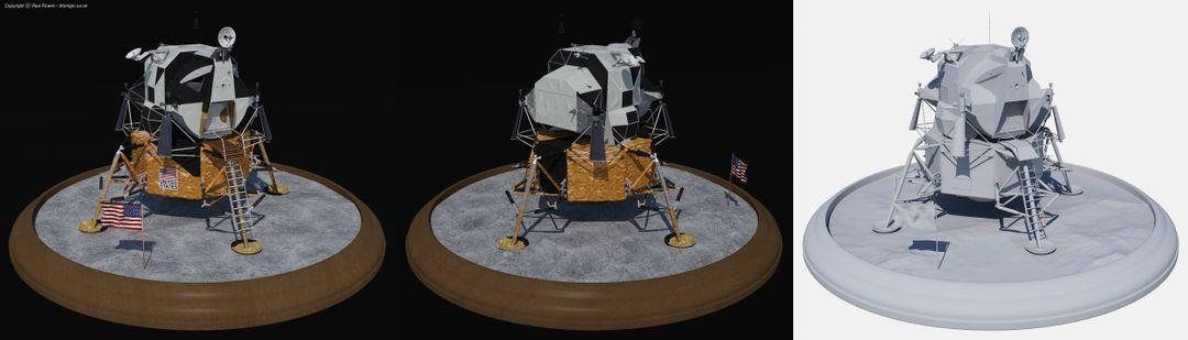 Vehicle 3D models Lunar LM jpg