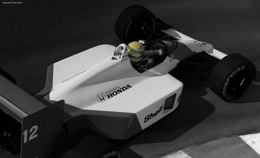 Vehicle 3D models Senna jpg