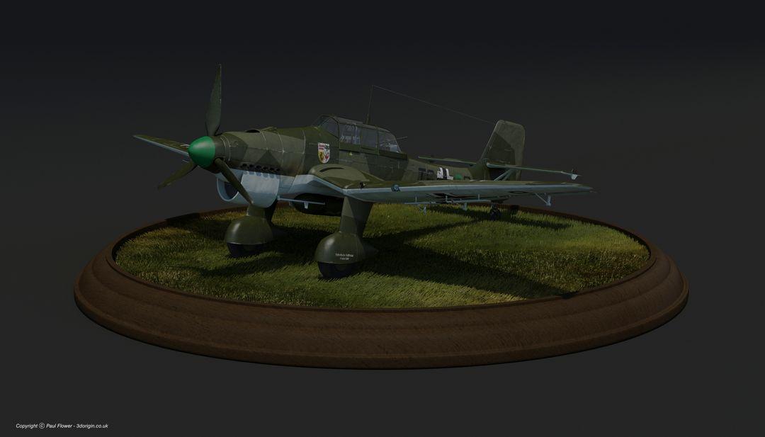 Vehicle 3D models Stuka jpg
