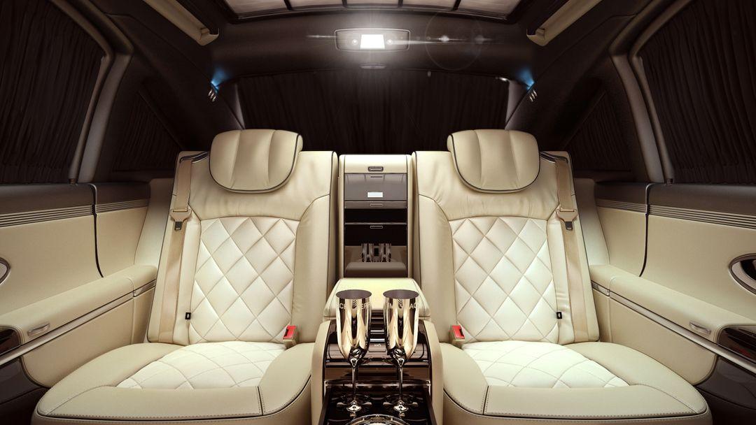 Automotive 3D Modeling Maybach 01 jpg