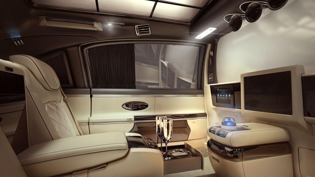 Automotive 3D Modeling Maybach 03 jpg