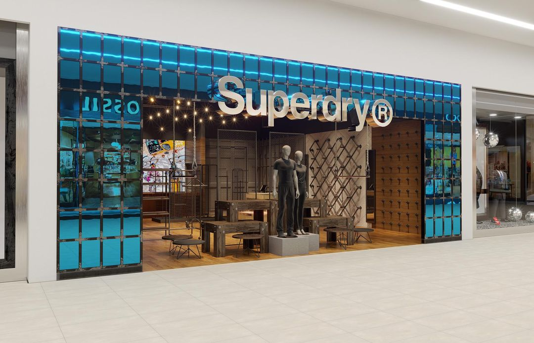A very small showcase of some wonderful Rendertime work Gatwick Superdry hd jpg