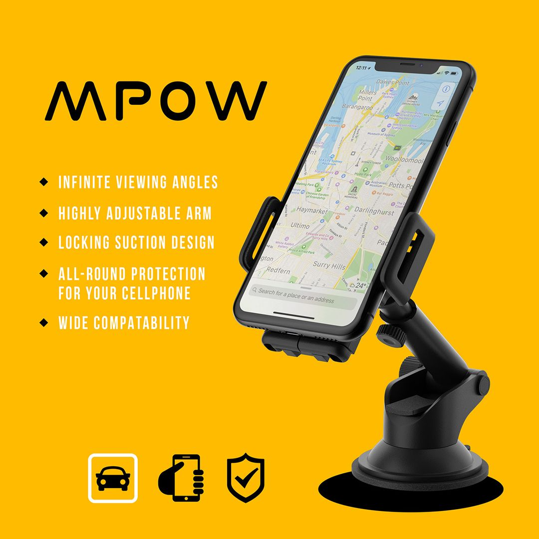 Amazon Product Rendering and Design Mockup ( Mpow ) mpow 001 jpg