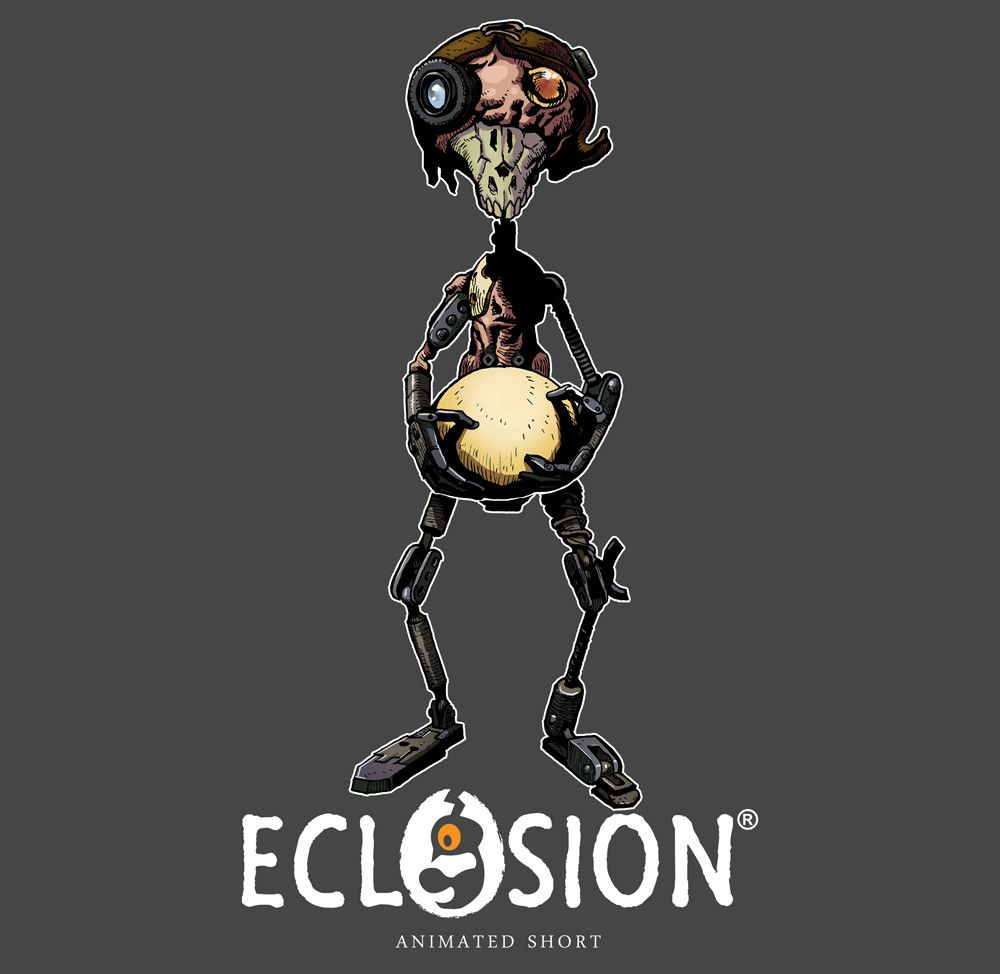 3D modeling and texturing edwin gautreau eclosion update square 23 6 16 jpg
