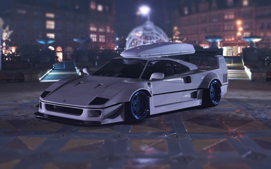 Ferrari F40 roofbox 2 jpg