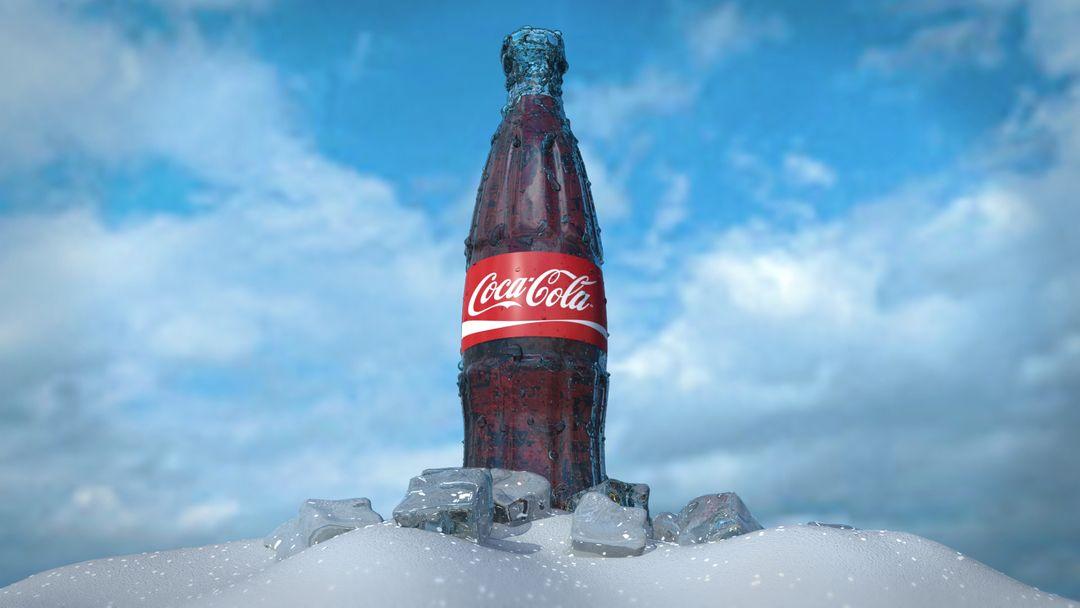 Coke Cola bottle darren o neill coke post processing jpg