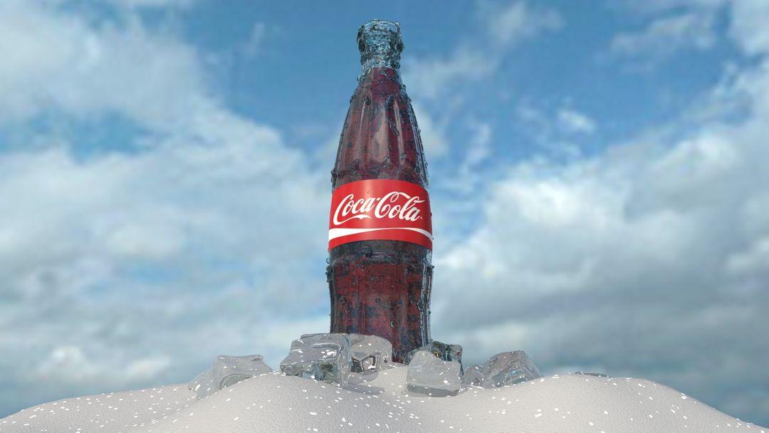 Coke Cola bottle darren o neill coke jpg