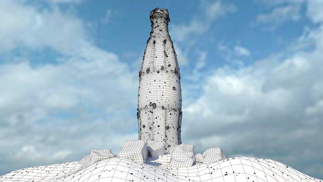 Coke Cola bottle darren o neill cokeuv jpg