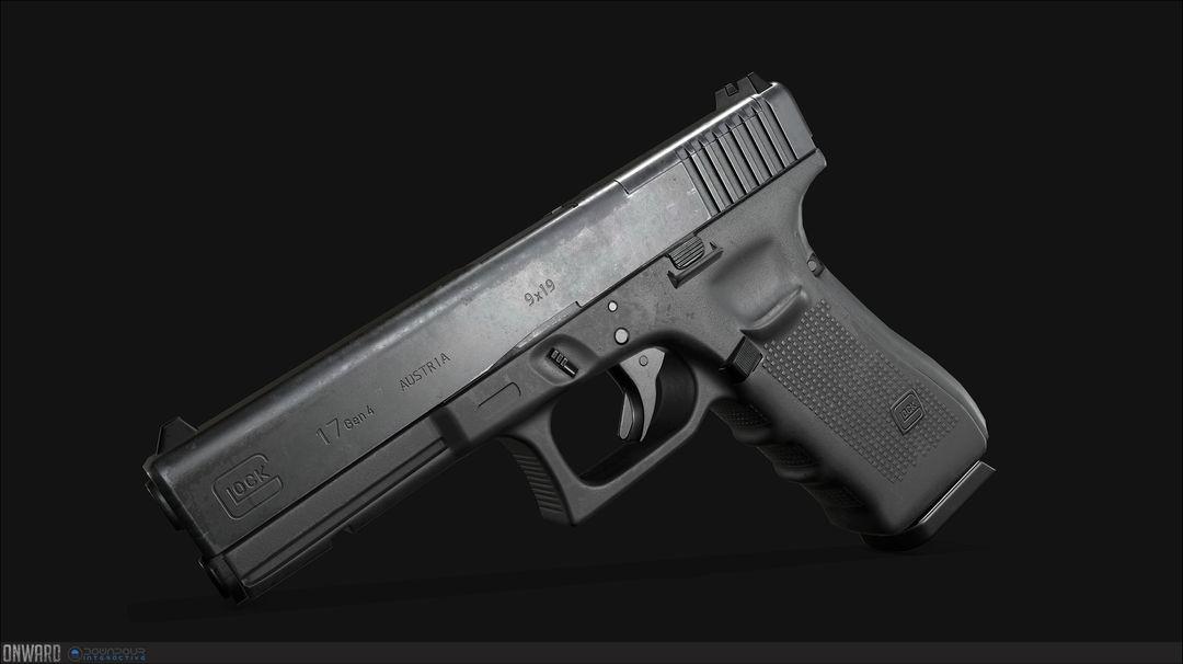 Glock 17 - Onward Glock 17 1 border jpg