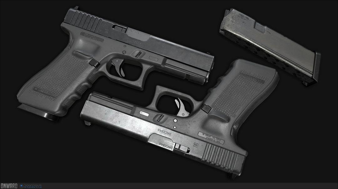 Glock 17 - Onward Glock 17 2 border jpg