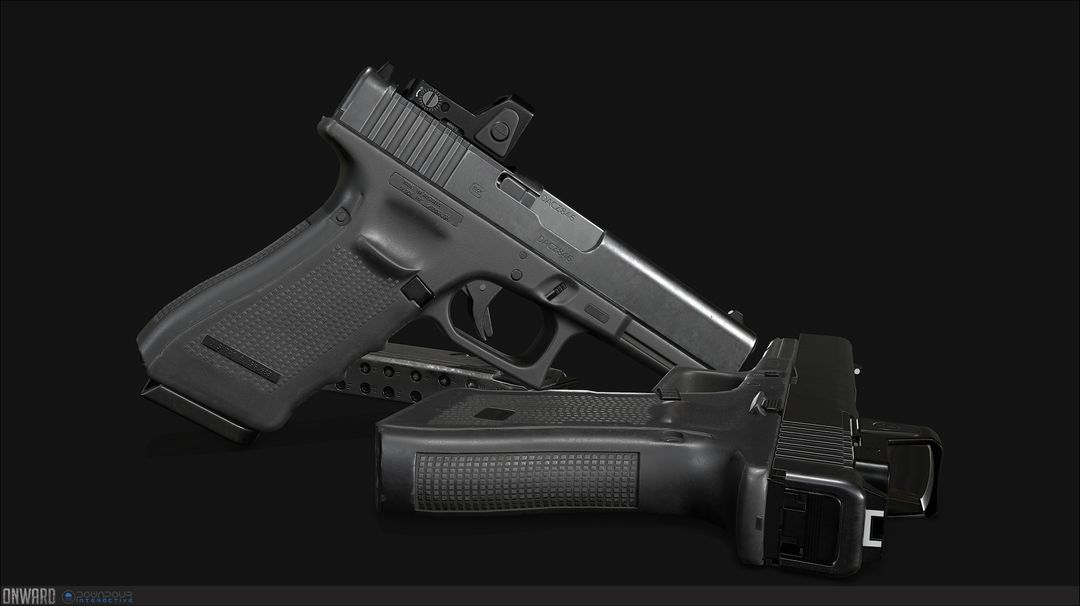 Glock 17 - Onward Glock 17 3 border jpg