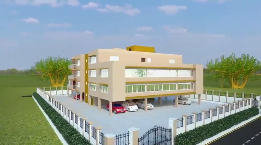 Architectural Walkthrough Screenshot 2 png