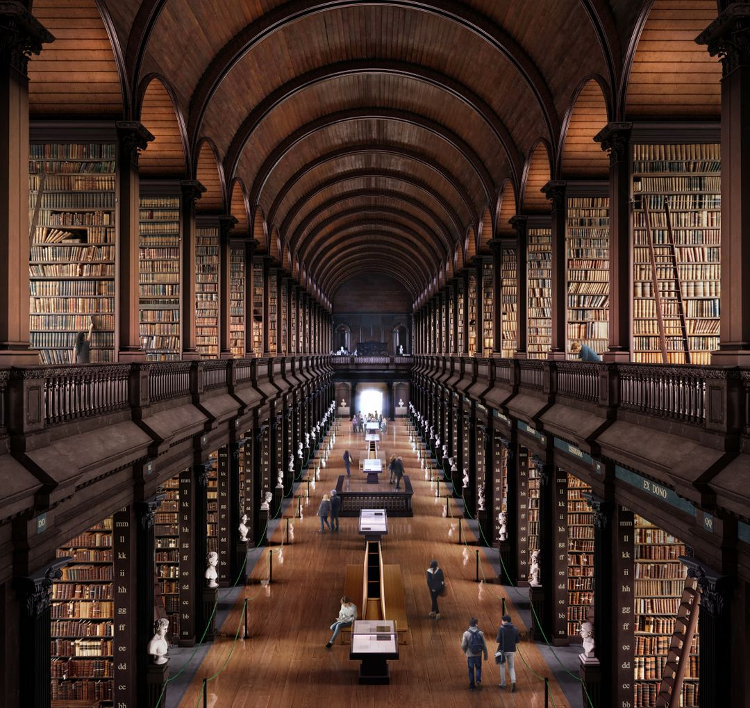 Interior Library 004 jpg