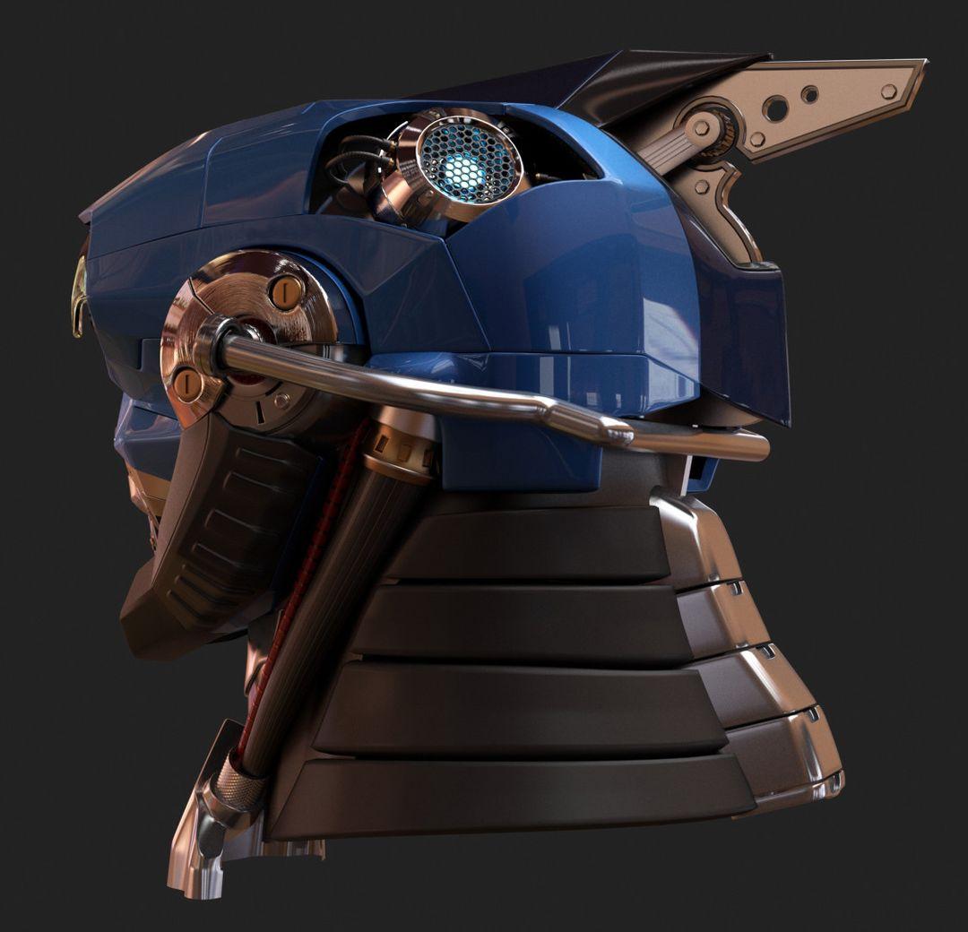 Robot torso model edwin gautreau robo pre05 jpg