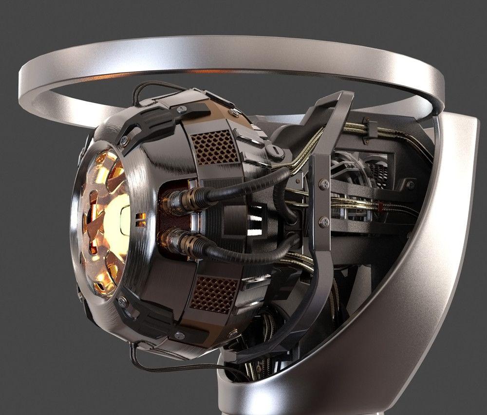 3D Modeling edwin gautreau core 02 jpg