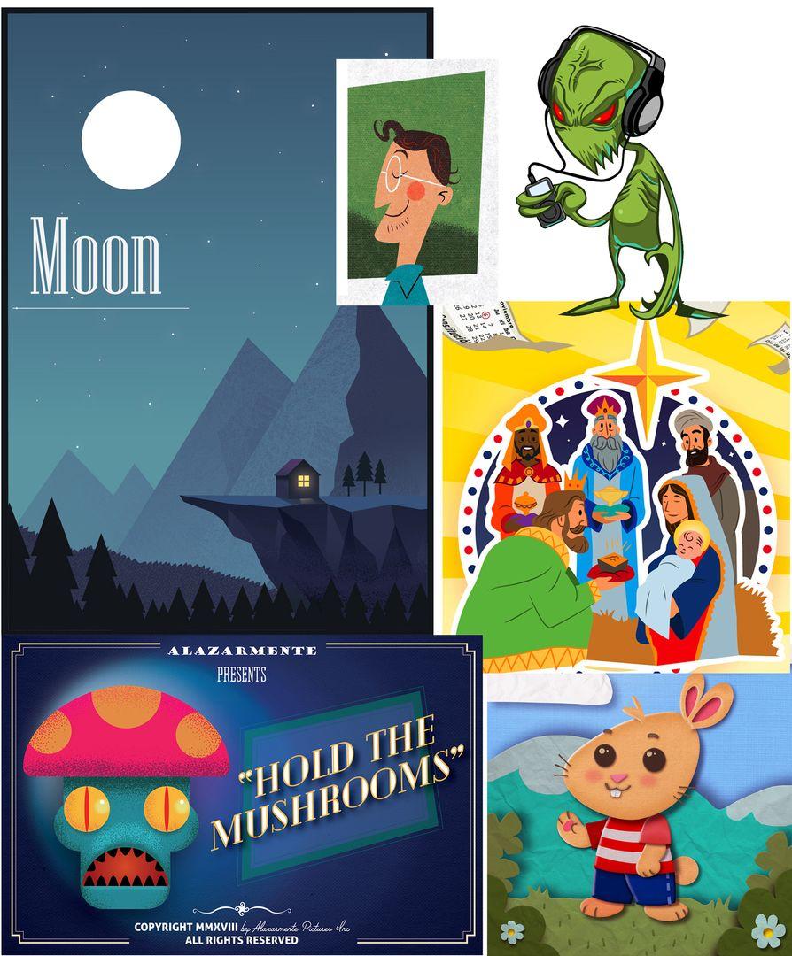 Illustrations 21 Vector Art jpg