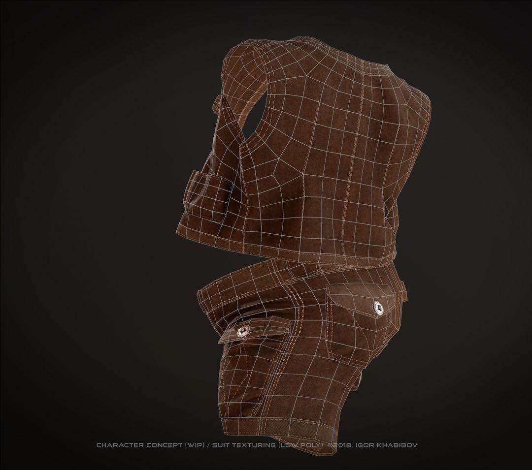Low-poly suit 006 jpg