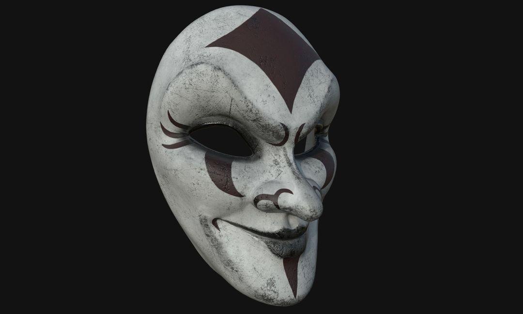 3D art works Mask 1 jpg