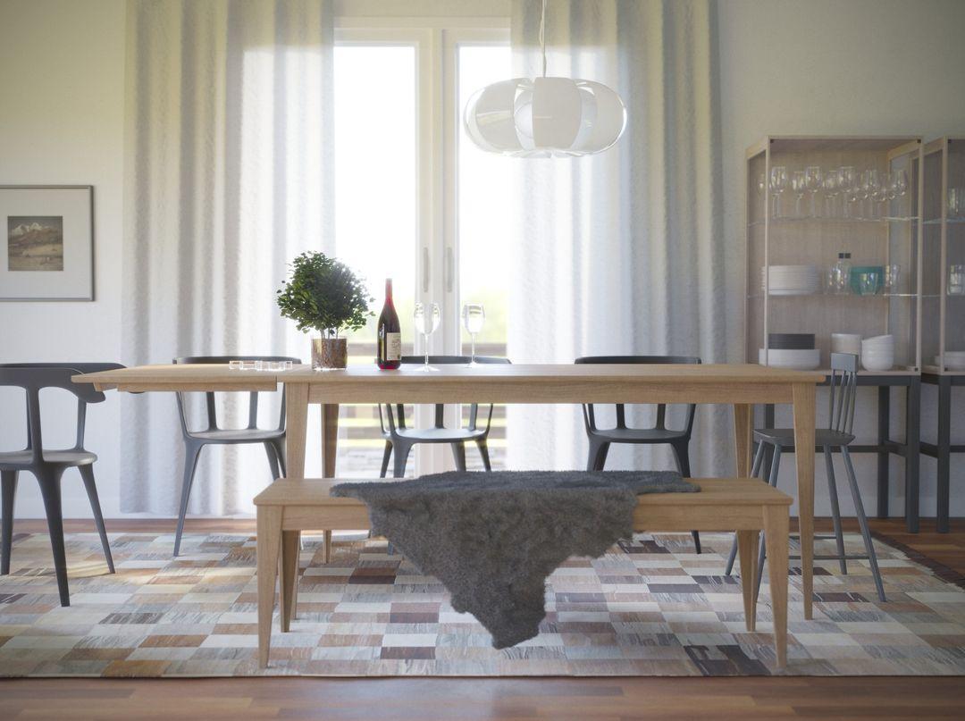 Ikea catalogue inspired dining room! henry ryhanen 18 jpg