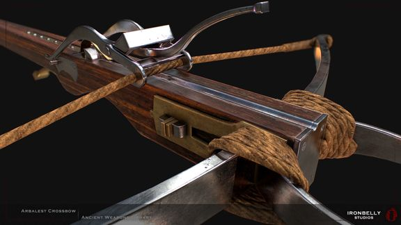 Weapons 3D Models