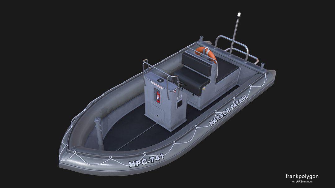 Patrol boat (real-time simulation vehicle) RHIBv3 LP 10 jpg