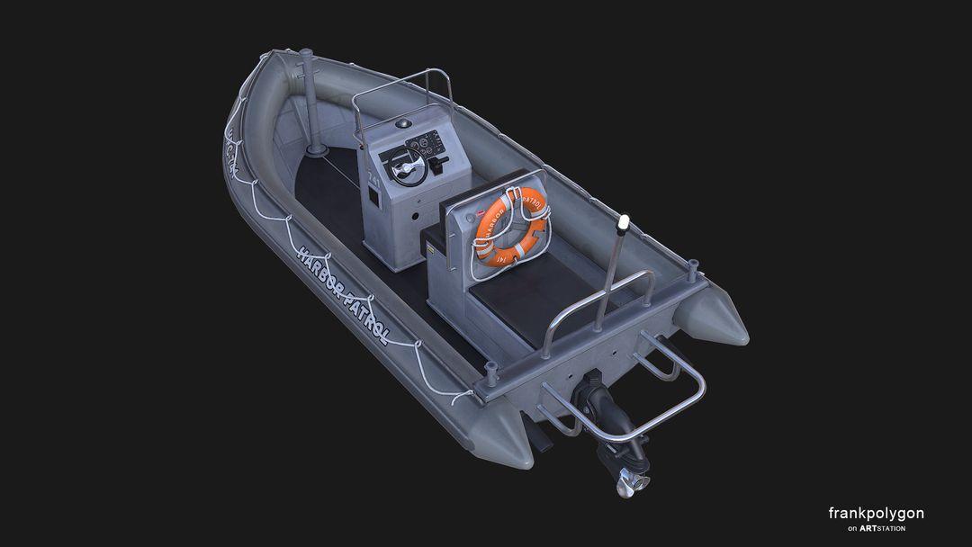 Patrol boat (real-time simulation vehicle) RHIBv3 LP 12 jpg