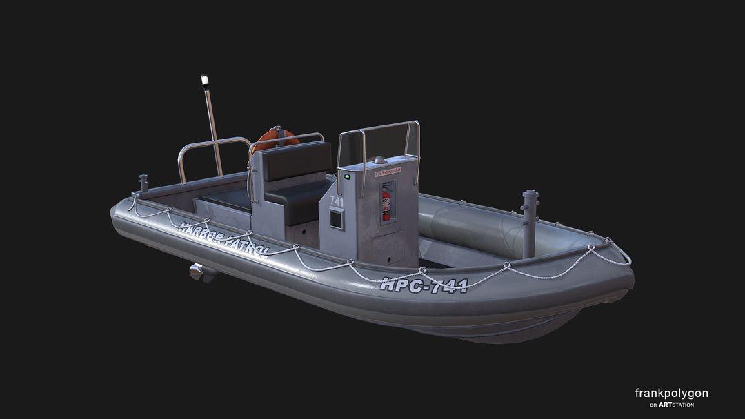 Patrol boat (real-time simulation vehicle) RHIBv3 LP 14 jpg