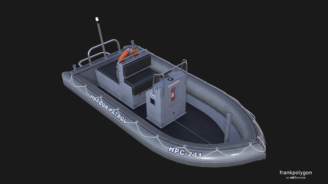 Patrol boat (real-time simulation vehicle) RHIBv3 LP 15 jpg