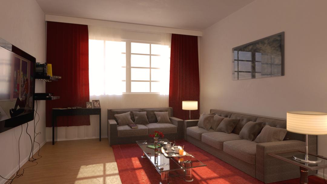Living Room Render 3 png