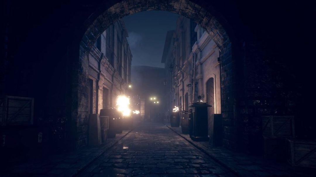 Dark Alley Animation DarkAley jpg