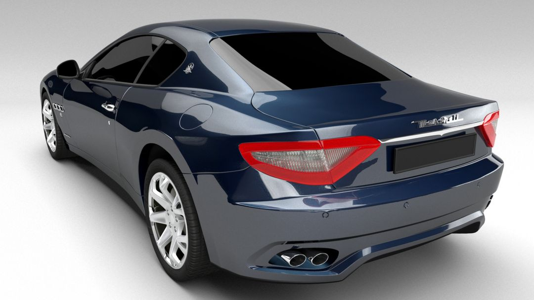 Automotive 3D Modeling and Rendering Granturismo03 1080 jpg