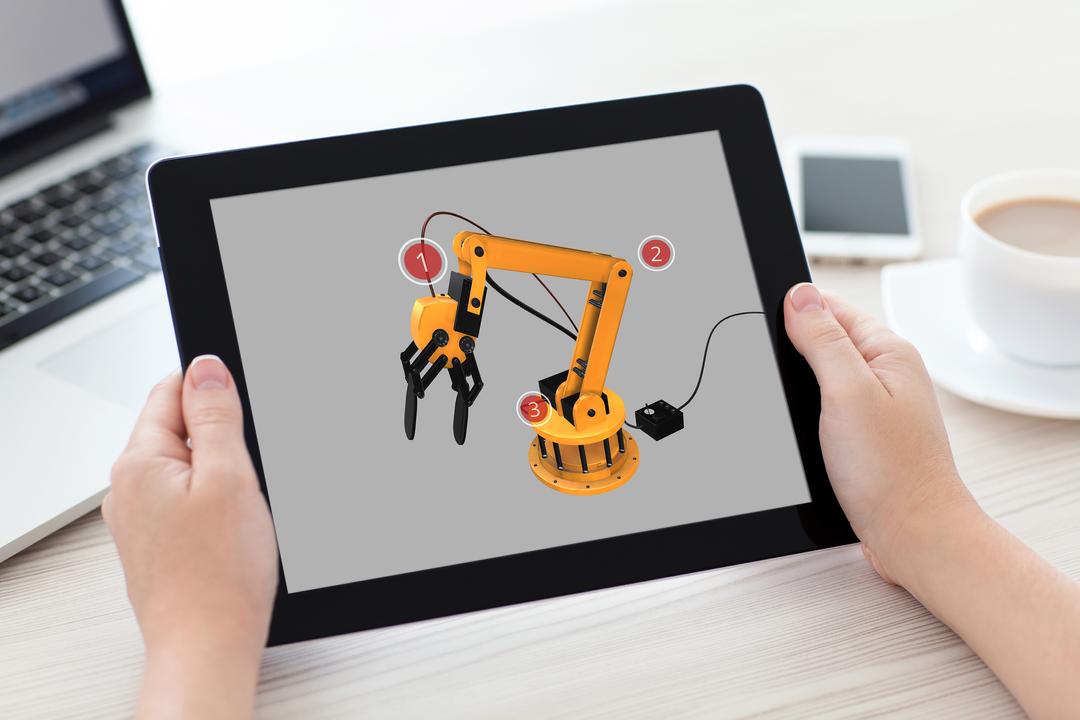 3d app development App Industrial png
