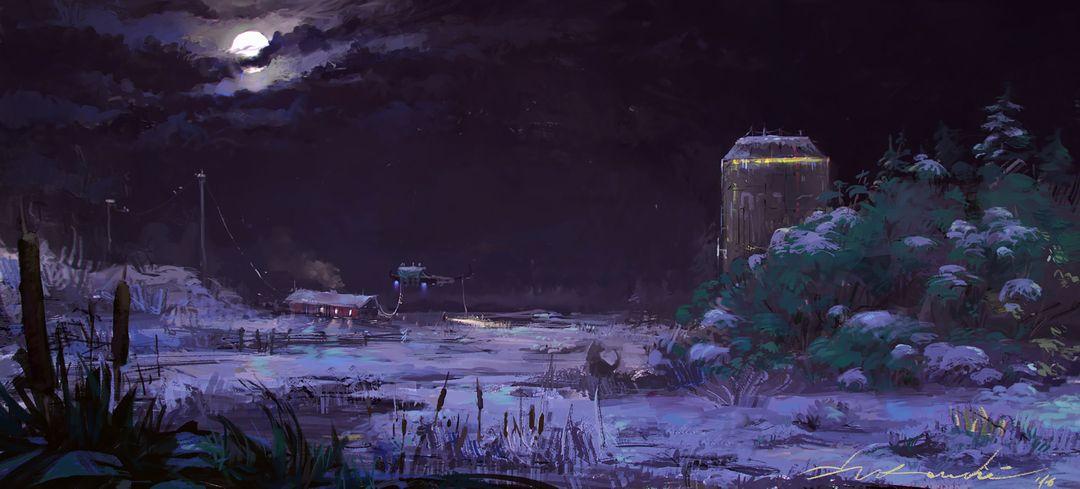 1 Comissioned SF/F Illustration, Medium Amount of Detail Moonlight Rev 1 a 1680 jpg