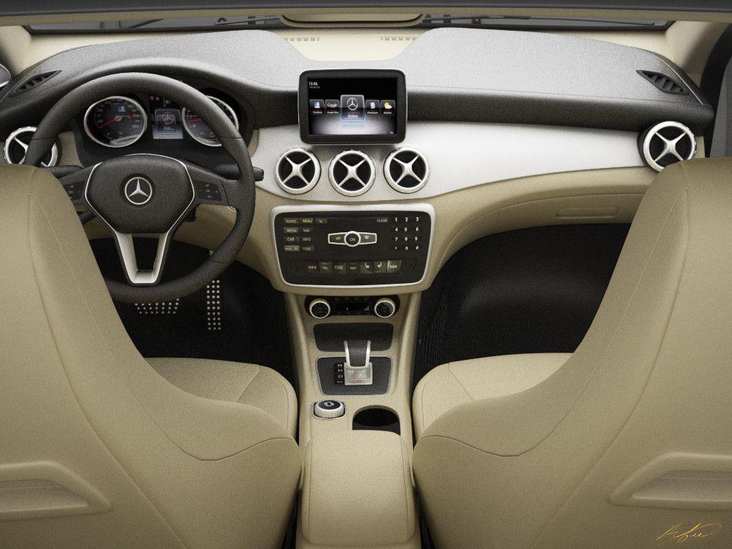 Mercedes Benz GLA - Fully Rigged inner10003 1 jpg52e1889d c3db 45ba a565 190943925b12Original 1 jpg