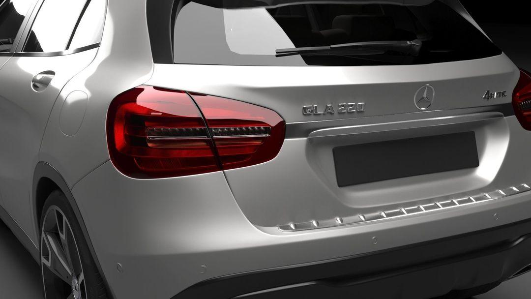 Mercedes Benz GLA AMG 2018 mercedes benz gla amg 2018 3d model max obj mtl fbx 6 jpg