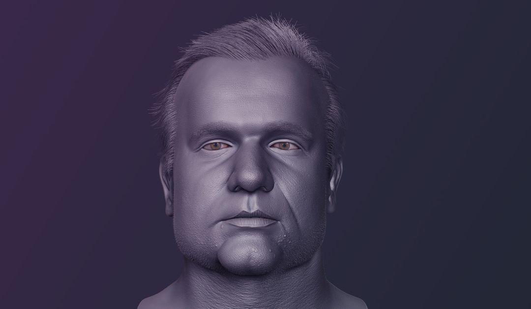 Male Face Likeness narendra keshkar 01 1 jpg