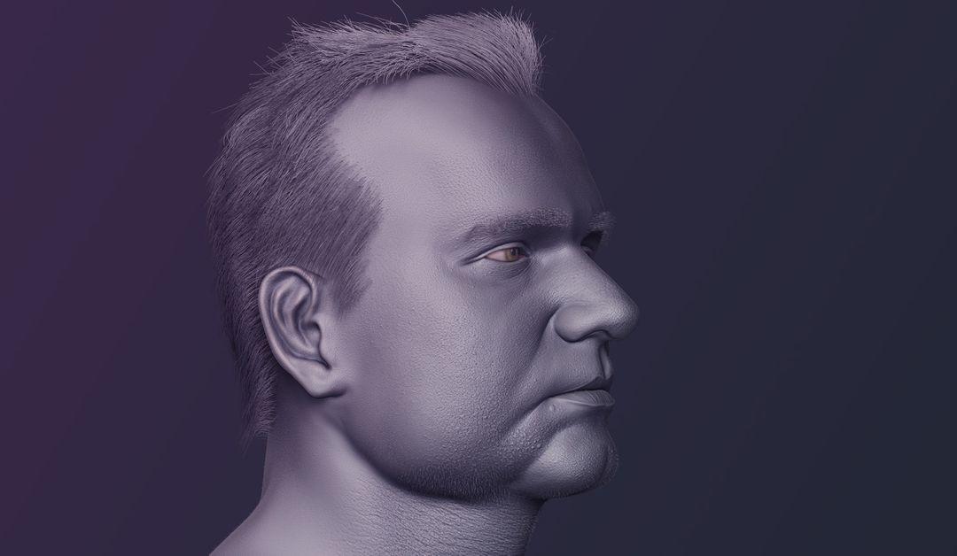 Male Face Likeness narendra keshkar 02 1 jpg