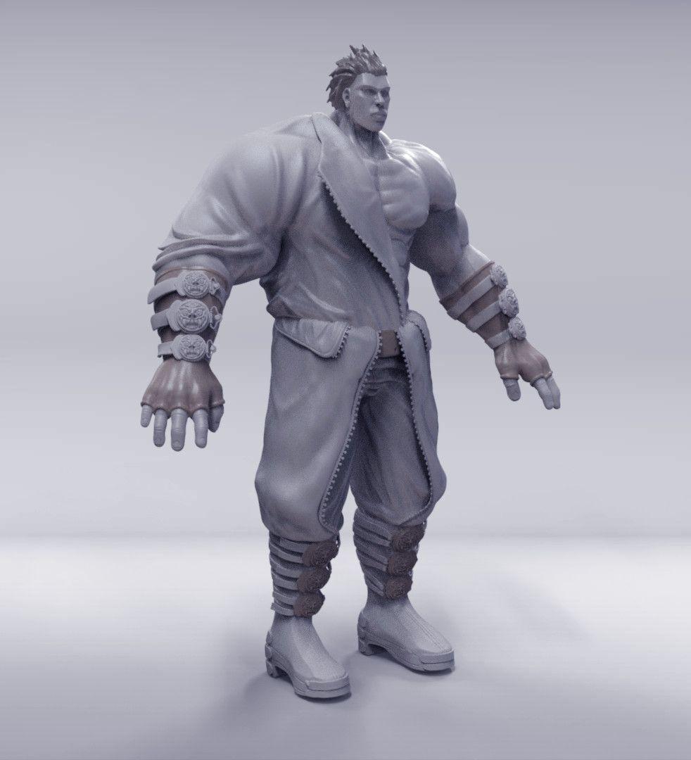 Fantasy Warrior narendra keshkar 02 2 jpg