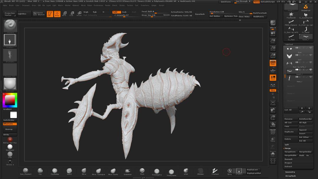 Alien Creature - Ghar 01 narendra keshkar screenshot 2016 05 10 17 52 33 jpg