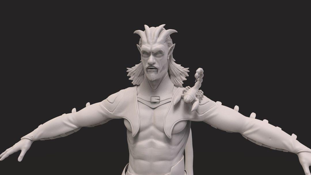 Fantasy Character narendra keshkar character 1 jpg