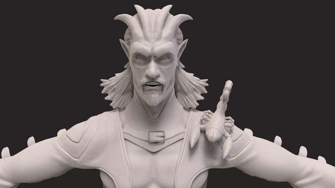 Fantasy Character narendra keshkar character 2 jpg