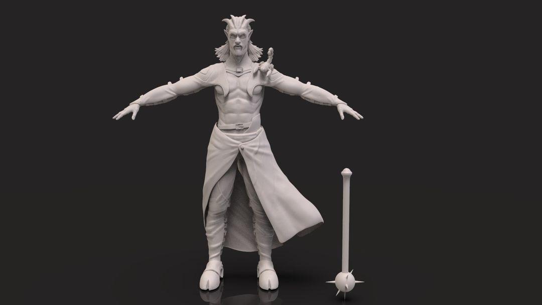 Fantasy Character narendra keshkar character 3 jpg