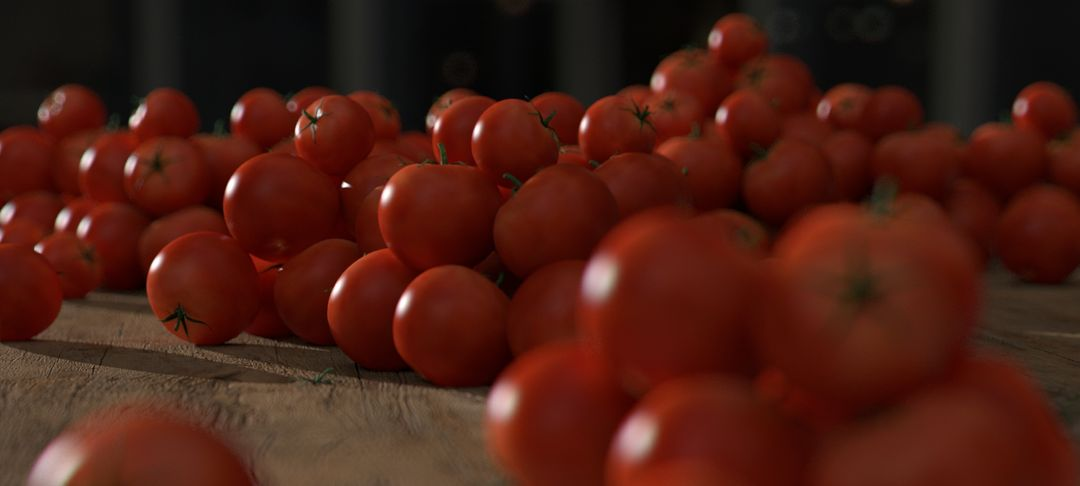 PBR Texturing tomaterouge jpg