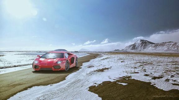 Automotive 3D Rendering