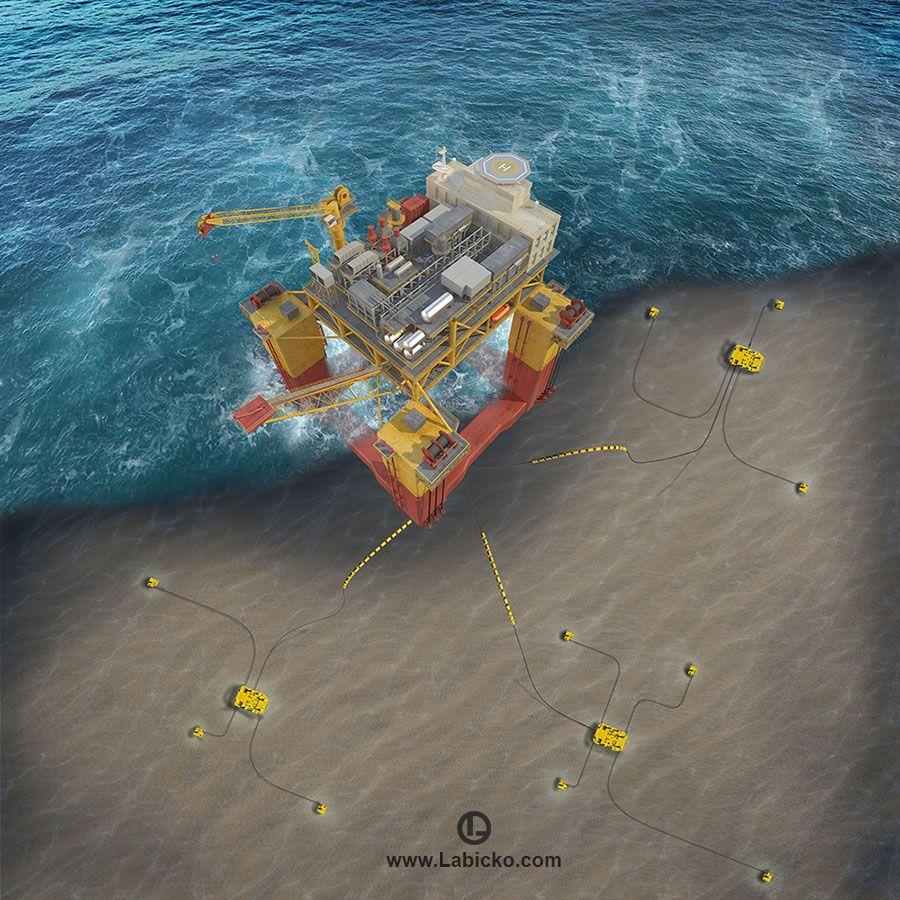Offshore Oil & Gas visualization Setup 2 jpg