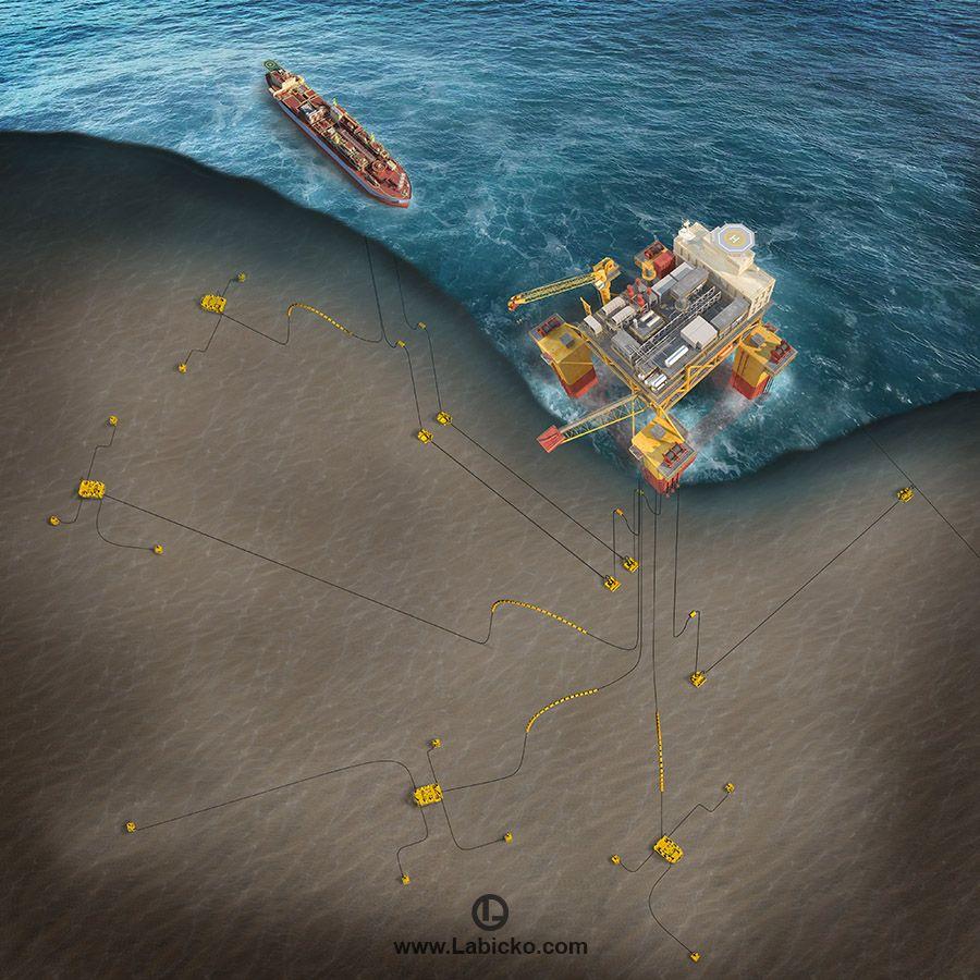 Offshore Oil & Gas visualization Setup 4 jpg