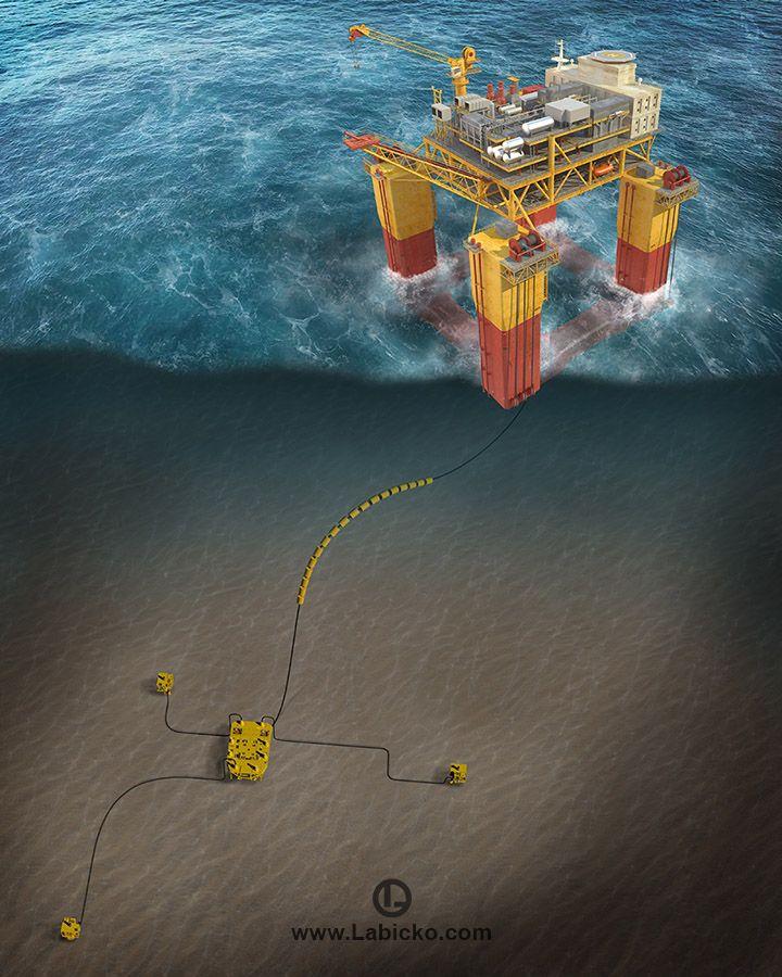 Offshore Oil & Gas visualization Setup 6 jpg
